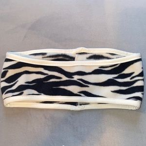 • Merona • Zebra Fleece Headband